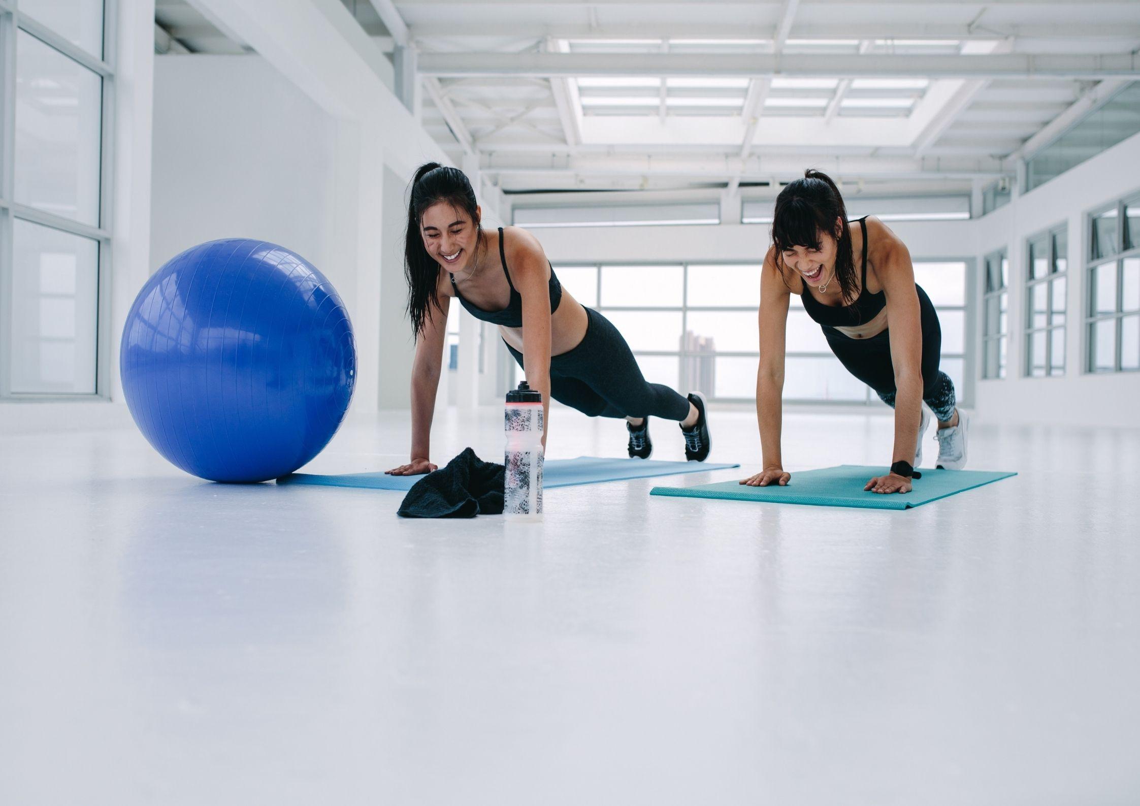 Jouw personal trainer aan huis. Duo training Amsterdam